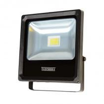 Refletor Led TR 20 18W 6500K Preto Taschibra -