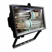Refletor Preto -Lâmpadas LEDs Ou eletrônicas - DNI 6011 - KEY WEST