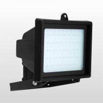 Refletor Sem Sensor Com 45 LedS 4,5w 6046 Bivolt Preto Key West - DNI