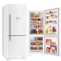 Refrigerador Brastemp Ative! Duplex Inverse Frost Free Branco 422L 110V BRE50NBANA - Brastemp