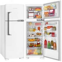 Refrigerador Brastemp Duplex Clean Frost Free Branco 352L 220V BRM39EBBNA - Brastemp
