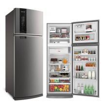 Refrigerador Brastemp Duplex Frost Free Evox 22V 478L BRM59AK -