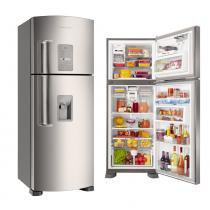 Refrigerador Duplex Brastemp Ative! Frost Free Evox 429L 220 BRW50NKV - Brastemp