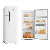 Refrigerador Electrolux Duplex Cycle DeFrost Branco 260L - Electrolux