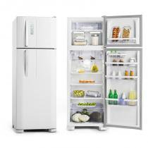 Refrigerador Electrolux Duplex Frost Free Branco 310L 110V DF36A - Electrolux