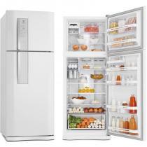 Refrigerador Electrolux Duplex Frost Free Branco 427L 220V DF51 - Electrolux