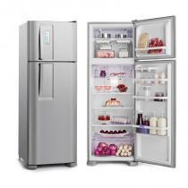 Refrigerador Electrolux Duplex Frost Free Inox 310L 110V DF36X - Electrolux