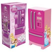 Refrigerador Side by Side Infantil Disney Princesa - Xalingo