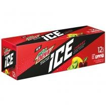 Refrigerante mountain dew ice cherry 12 unid 355ml -