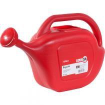 Regador plástico 10 litros vermelho - Nove54 - Nove54