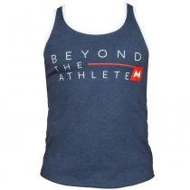 Regata Masculina Beyond The Athlete Azul MT010.2 - Mith - G - Mith