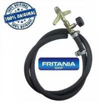 Registro Alta Pressão P13 C/ Mang 4,0m 5/16 500psi 7050 - Fritania