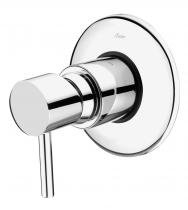 Registro monocomando chuveiro 2997 C 75 3/4 acabamento cromado Meber Metais - Meber