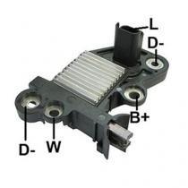 Regulador de voltagem clio sandero kangoo duster 1.6 14v - Gauss