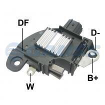 Regulador de voltagem corolla 1.8 vvti 2008 até 2011 90a - Gauss