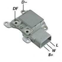 Regulador de voltagem ford f1000 - Vetor