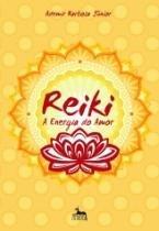 Reiki - A Energia Do Amor - Anubis - 1