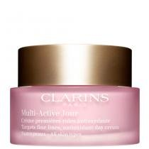 Rejuvenescedor Facial Multi-Active Jour Day - 50ml - Clarins