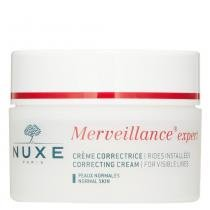 Rejuvenescedor Facial Nuxe Paris Merveillance Expert Correcting Cream - 50ml - Nuxe Paris