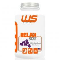 Relax Size 60 caps - Worldsize -