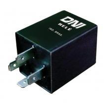 Relé Temporizador de Portas - 12V - DNI 0866 - DNI