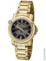 Relógio analógico feminino champion dourado cn29436u -