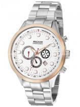 Relógio analógico masculino chronograph magnum ma32569z - magnum