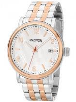 Relógio analógico masculino magnum ma21955q - Magnum