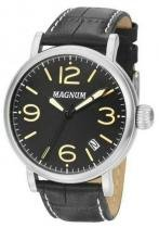 Relógio analógico masculino magnum ma21964t - magnum