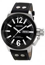 Relógio analógico masculino magnum ma31533t - magnum