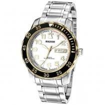 Relógio analógico masculino magnum ma32532s - Magnum
