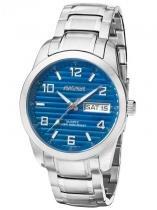 Relógio analógico masculino magnum ma32649f - magnum