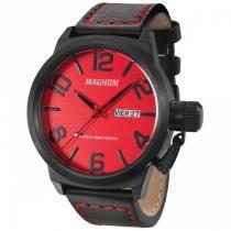 Relógio analógico masculino magnum ma33399v -
