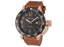 Relógio analógico masculino magnum ma33700p - Magnum