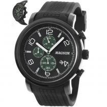Relógio analógico masculino magnum ma34334g - Magnum