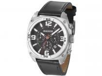 Relógio analógico masculino magnum ma34558t - Magnum