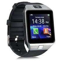 Relogio Bluetooth Smartwatch Dz09 Touch Preto - Mega page