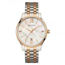 Relógio Bulova Feminino - WB22373S - Magnum