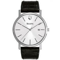 Relógio Bulova WB 21150 Q - Masculino Social Analógico com Data