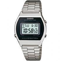 Relógio Casio Digital Resistente à Água Cronômetro - B640WD-1AVDF