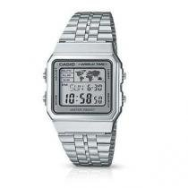 Relógio Casio Vintage World Time A500wa-7df -