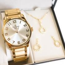 df967e1c39c Relógio Champion Feminino CN27652W -