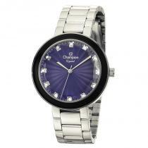 Relógio Champion Feminino Crystal - CN29972F - Magnum