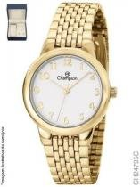 e6e66e6332b Relógio Champion Feminino Dourado Ch24795c + Kit Semijoias -