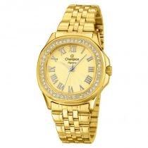 92c691c758e Relógio Champion Feminino Elegance - CN27330G - Magnum