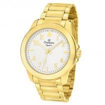 e40a3bc222e Relógio Champion Feminino Elegance - CN27483H - Magnum