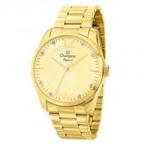 d80a8d9ed52 Relógio Champion Feminino Elegance - CN27607G - Magnum
