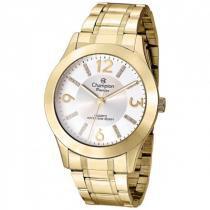 Relógio Champion Feminino Passion Dourado Cn29418h -