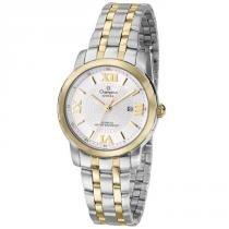 4099a13a50e Relógio Champion Feminino Ref  Cs28192s Clássico Bicolor -