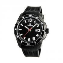 658be46b020 Relógio Champion Masculino Ref  Ca31579w Esportivo Black -